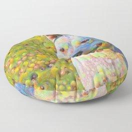 Dream Dog Floor Pillow
