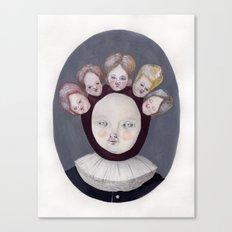 Dutch Disease Canvas Print