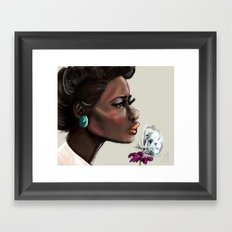 Beautiful 2 Framed Art Print