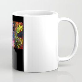 Explosion of the Mind  Coffee Mug