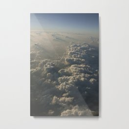 Above The Clouds No.1 Metal Print