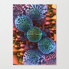 Odd Balls Canvas Print