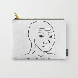 I'm Feelin it. Carry-All Pouch