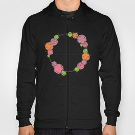 Floral - Them Pants Hoody