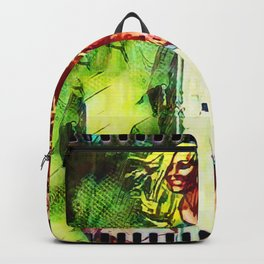 Film Strip Backpack