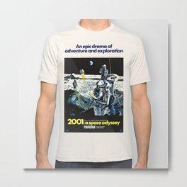 2001 Metal Print
