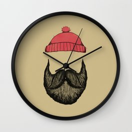 The Logger 2 Wall Clock