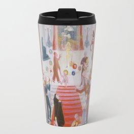 The Cathedrals of Art Travel Mug
