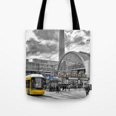 Berlin Alexanderplatz Tote Bag