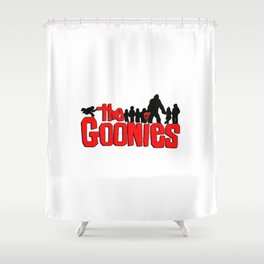 Goon Shower Curtain