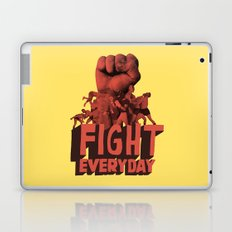 FIGHT EVERYDAY Laptop & iPad Skin