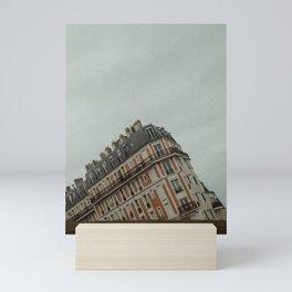 Paris is Sinking Mini Art Print