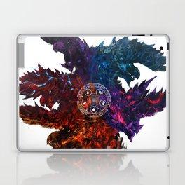 The Blazing Darkness  Laptop & iPad Skin
