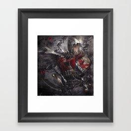 Master Assassin Framed Art Print