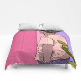 #inktober2016:surprise! Comforters