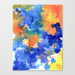 Watercolor 1 Canvas Print