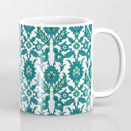 Folk Art Floral Love Paradise Garden Coffee Mug