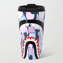 Bape Shark flower Travel Mug