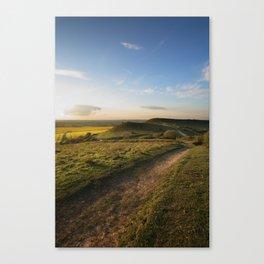 Ivinghoe Beacon Canvas Print