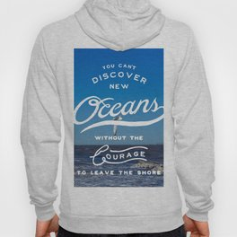 Discover New Oceans Hoody