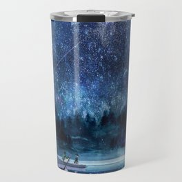 Night Sky Travel Mug