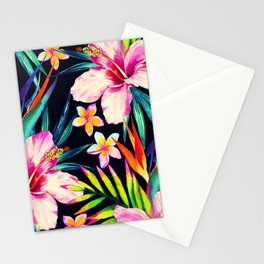 tropical wild 2 Stationery Cards