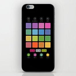 Dj Electronic Music iPhone Skin