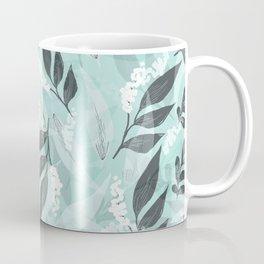 Leaves 2 Coffee Mug