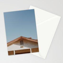 Desert Abode Stationery Cards