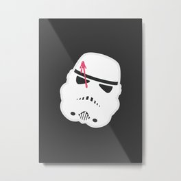 Watchtrooper Metal Print
