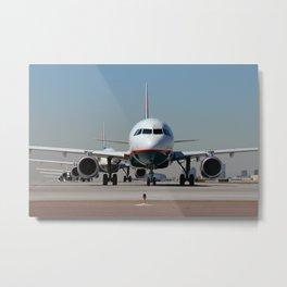 AIRLINER2 Metal Print