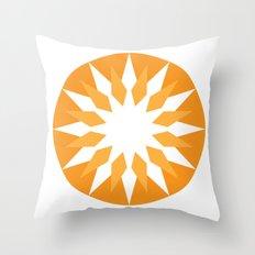 Sharp 1 Throw Pillow