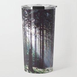 Magic forest - Landscape and Nature Photography Travel Mug
