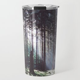 Magic forest - Landscape and Nature Photography Travel Mug