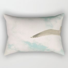 Seagull I Rectangular Pillow