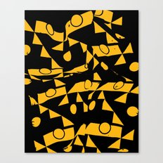 Fort Foramen Magnum Canvas Print