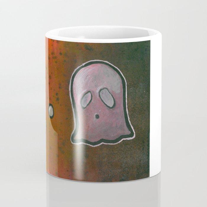 dot dot dot GHOST! Coffee Mug
