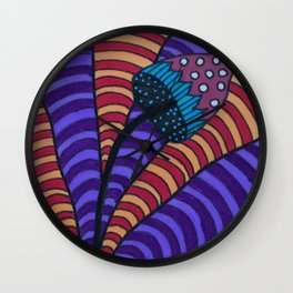 Cogumelo RL Wall Clock