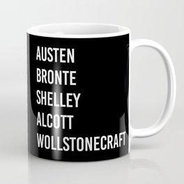 WOMEN OF CLASSICS Coffee Mug