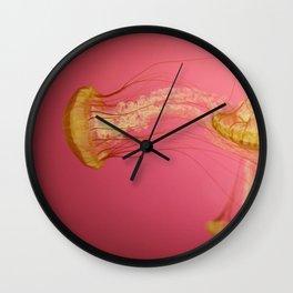 Jelly #1 Wall Clock