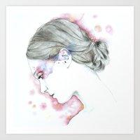 HNK Art Print