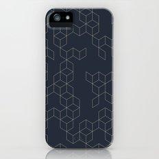 Keziah (Night) Slim Case iPhone (5, 5s)