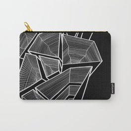 Pockets - Inverted B&W Carry-All Pouch