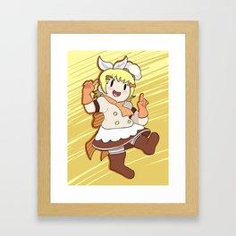 Sweet Magic Framed Art Print