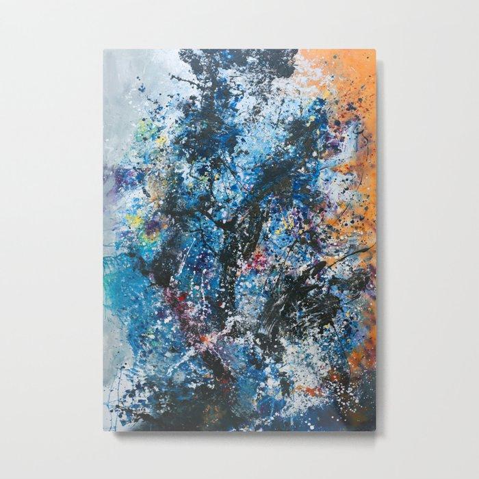 Your Universe Expanding Metal Print