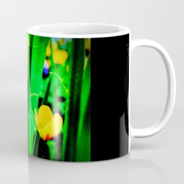 Flowers magic marsh Marigold Coffee Mug
