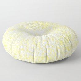 Snake Skin Limelight Floor Pillow