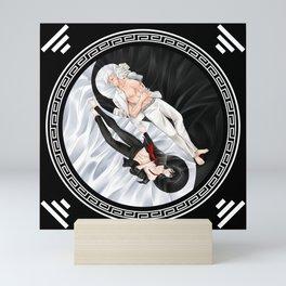 Yin Yang Sheith Mini Art Print
