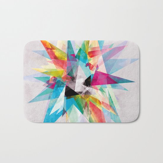 Colorful 2 XZ Bath Mat
