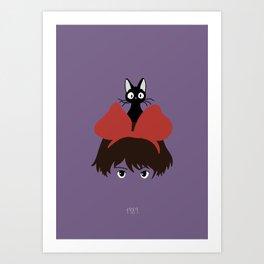 MZK - 1989 Art Print